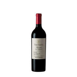 Côtes du Roussillon Villages Tautavel AOP rouge Cuvée Hommage aux vignerons, 75cl