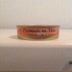 fromage de tête teyssier 80g