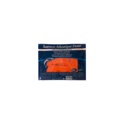 Saumon fumé Atlantique, 200g