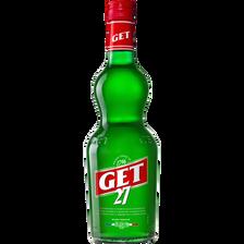 Peppermint GET 27, 21°, bouteille de 1l