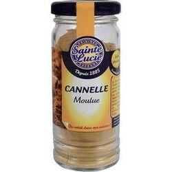 Cannelle en poudre SAINTE LUCIE, 40g