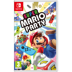 Jeu switch super mario party