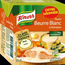 Knorr Sauce Au Beurre Blanc , Brique De 30cl