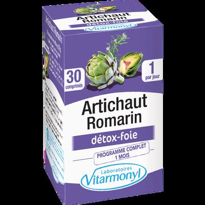 Artichaut romarin détox-foie VITARMONYL