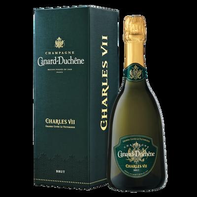 Champagne brut grande cuvée CHARLES VII, 75cl