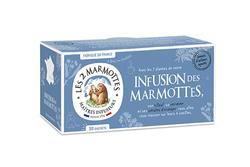 INFUSION DES MARMOTTES, 46G - LES 2 MARMOTTES