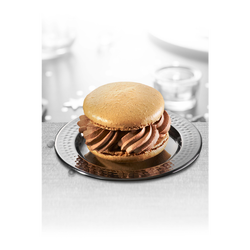 Macaron chocolat origine Equateur, 1 pièce, 110g