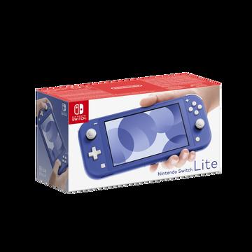 Nintendo Console Nintendo Switch Lite Bleu