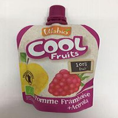 COOL Fruits Pomme framboise + Acérola