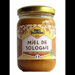 Miel de Sologne MIELS VILLENEUVE, 250g