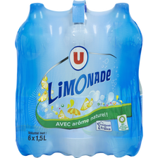 Limonade U pet 6x1,5 litre