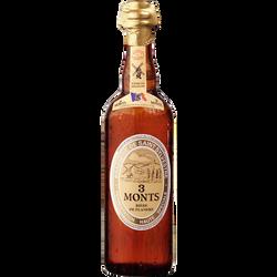 Bière blonde de Flandre 3 MONTS, 8.5°, bouteille de 75cl