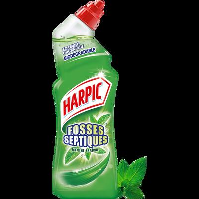 Gel WC organique HARPIC, 750ml