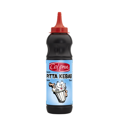 Sauce pitta kebab COLONA, tube de 500ml