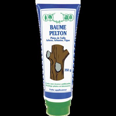 Baume Pelton, 350g, cicatrisant, prêt à l'emploi, protège les plaies de vos arbres