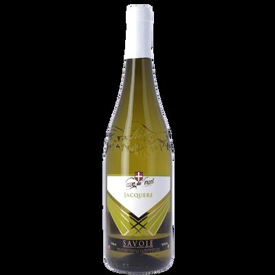 Vin de Savoie blanc Jacquere Cave de Cruet, 75cl