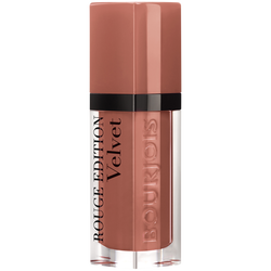 Rouge à lèvres édition velvet cool brown BOURJOIS