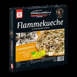 Tartes flambées tradition champignons FRIEDRICH, 2x260g