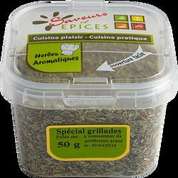 Special grillades pot 50g