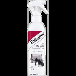 Pistolet premium lait de soin cuir BARANNE, 250ml