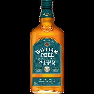 Scotch Whisky  Distillery Sélection 40° WILLIAM PEEL, bouteille de 70cl