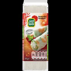 Vermicelles de haricots mungo SUZI-WAN, paquet de 100g