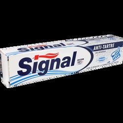 Dentifrice anti-tartre SIGNAL, tube de 75ml