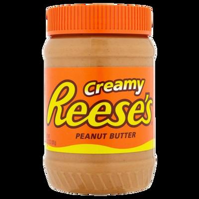 Crème au beurre de cacahuètes REESE'S, 510g