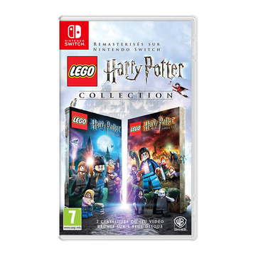 Nintendo Jeu Switch Lego Harry Potter Collection