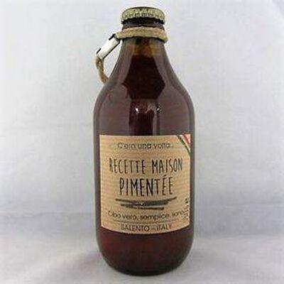 Sauce tomate pimentée PERCHE CI CREDO ,330g
