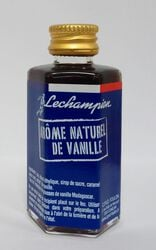 Arome naturel de vanille 30% Lechampion
