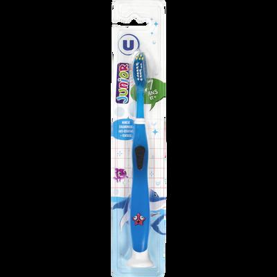 Brosse à dents junior 7 ans et plus U
