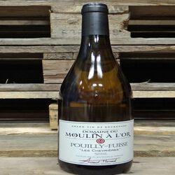 Pouilly Fuissé AOP Domaine du moulin d'or, bouteille de 75cl