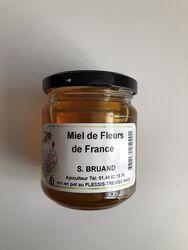MIEL DE FLEURS LIQUIDE 250GR S.BRUAND