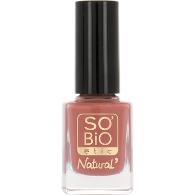 Vernis à ongles rose nude 06 SO'BIO ETIC, nu, 10ml