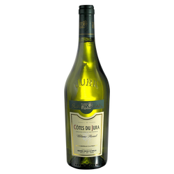 Côtes du Jura blanc floral FRUITIÈRE VINICOLE DE PUPILLIN, bouteille de 0.75l
