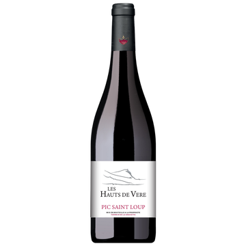 Pic St Loup Vin Rouge Aop Pic Saint Loup Les Hauts De Vere, 75cl