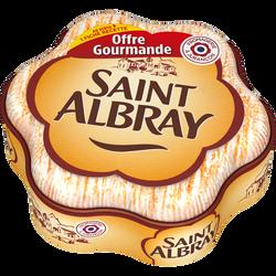 Fromage pasteurisé SAINT ALBRAY, 33% de MG, 200g