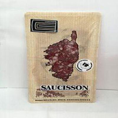 SAUCISSON TRANCHE