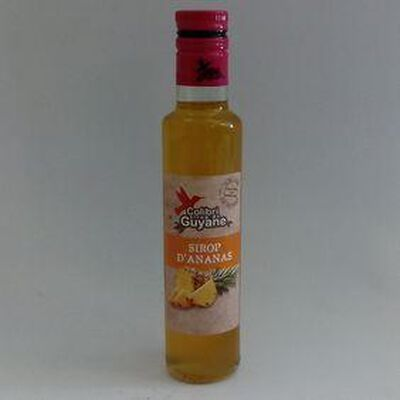 SIROP ANANAS 25CL