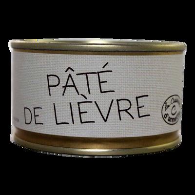 Pâté de lièvre LA CUISINE D'ANNETTE, 130g