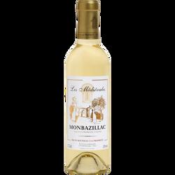 "Monbazillac AOC blanc ""LES MEDIEVALES"" U 37,5cl"
