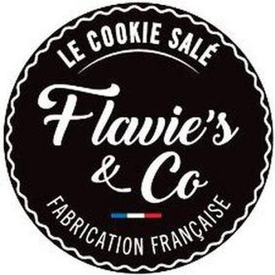 Le cookie salé Flavie's Co Cheddar-Romarin 90g