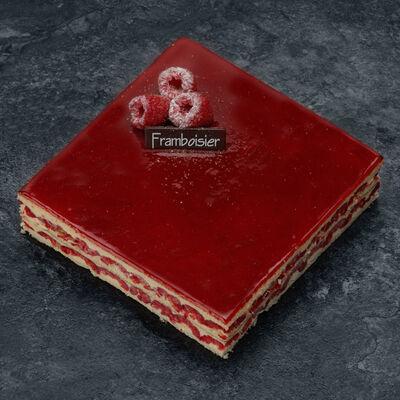 Framboisier individuel prestige, 2 pièces, 350g