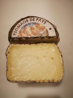 FROMAGE PLOMB DU CANTAL