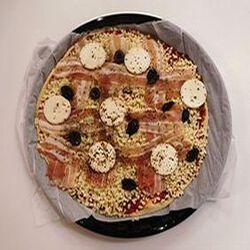 PIZZA CHEVRE/MIEL