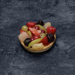 Tartelette aux fruits assortis prestige été, 1 pièce, 155g