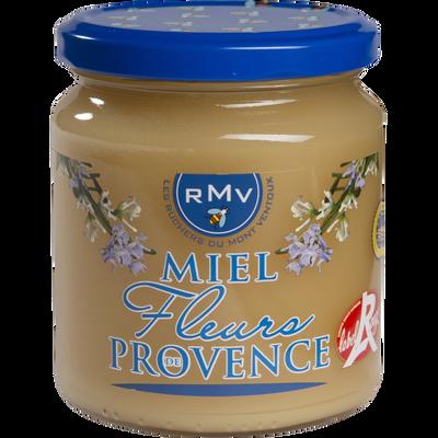 Miel de Provence RUCHER DU MONT VENTOUX, pot en verre de 250g