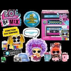 L.O.L.Surprise Pets Remix - Dès 3 ans (Modèle aléatoire)