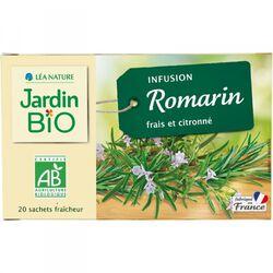 INFUSION ROMARIN JARDIN BIO